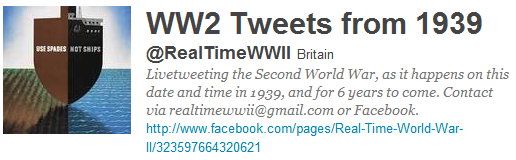 Real Time World War II